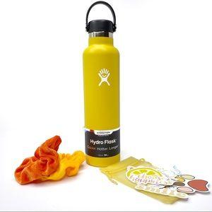 14pc VSCO Hydro Flask / Scrunchie / Stickers
